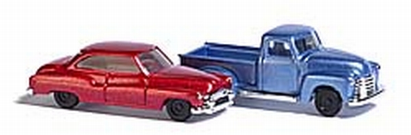 Chevy Pick-up en Buick