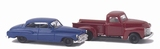 Chevrolet Pick-up + Buick '50